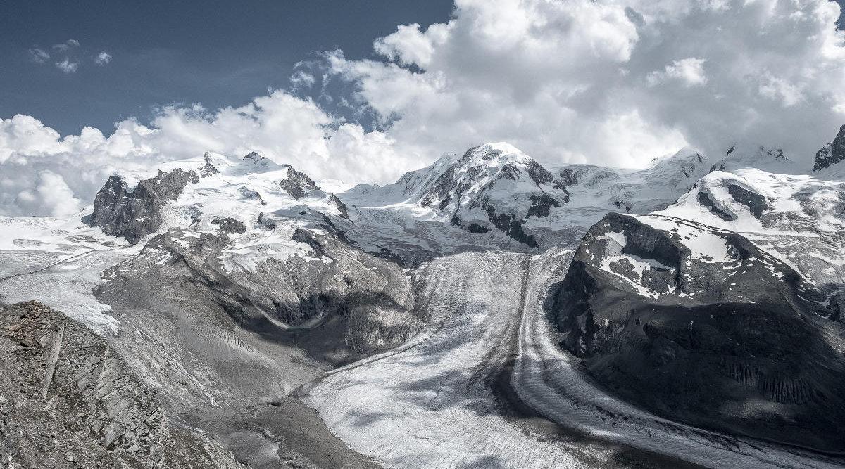 Gornergrat Gletscher Zermatt