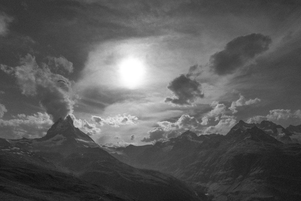Sommerliches Zermatt