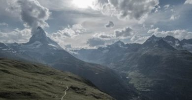 Sommer Wandern in Zermatt